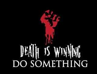 Death is Winning...
